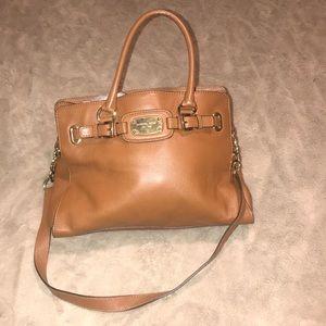 Michael Korea's satchel